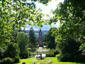 Park in Norwegen