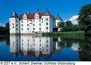 schleswig holstein ausflugsziele kiel l beck residenzschloss gottorf flensburg. Black Bedroom Furniture Sets. Home Design Ideas